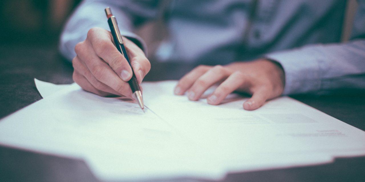 Rédiger son dossier de mécénat | Astuces pour un dossier en béton